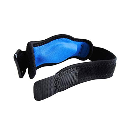Bianchi Tennis Elbow Support Strap Brace Golf Forearm Pain Relief -