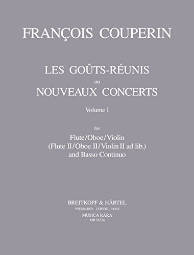 Les Gouts Reunis Band I