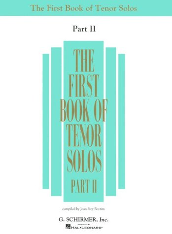 the-first-book-of-tenor-solos-part-ii