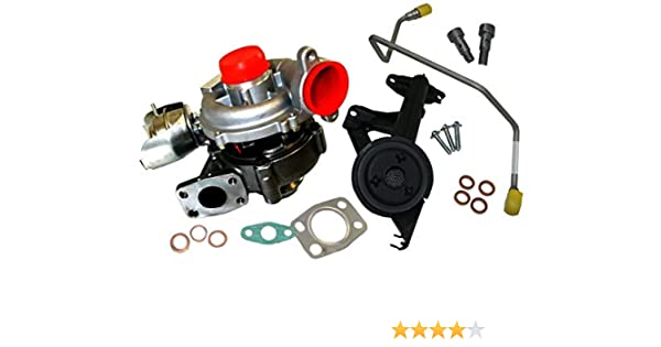 Citroen Turbo Turbo Turbo Charge C3 C4 1.6 Hdi 753420 GT1544 V Kit de montage