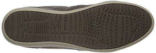 Geox D Myria C, Sneakers Hautes Femme Braun (Chestnutc6004)