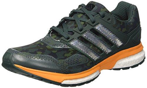 Adidas Response 2 Graphic M, Zapatillas de Running para Hombre, Gris /