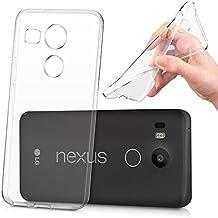 LG Nexus 5X Funda HCN Phone® Carcasa silicona Gel Flexible ultrafina para LG Nexus 5X