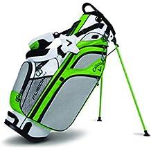 Callaway Fusion 14 Bolsa para Palos de Golf, Hombre, Blanco/Verde/Negro, Talla Única