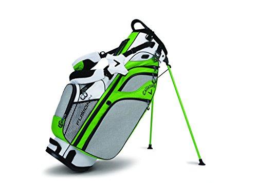 Callaway Fusion de 14sacs de club de golf Taille unique Blanc/vert/noir