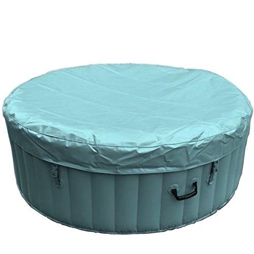 Whirlpool 4 P Jacuzzi In-Outdoor Pool Spa Wellness Heizung Massage aufblasbar - 4