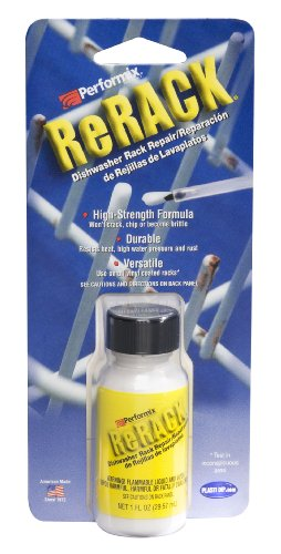 ReRack Geschirrspüler-Korb Reparatur Gummi 30ml