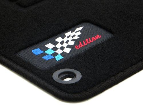 TN de profesional alfombrillas BMW serie 5E60E61Diseño Año 2003–2010felpudos–Auto Alfombras Original ajuste lsov