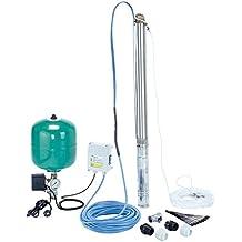 Wilo - Pompe eau froide - distribution d'eau - Kit pompe de forage Wilo TWU 3-0123 plug&pump/DS