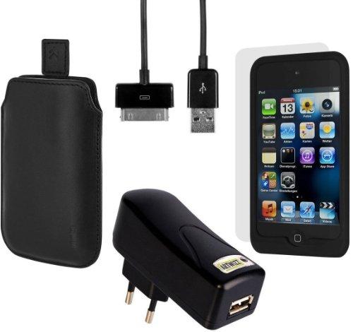 Artwizz Bundle für Apple iPod touch 4G [Amazon Frustfreie Verpackung] - exklusiv bei Amazon.de