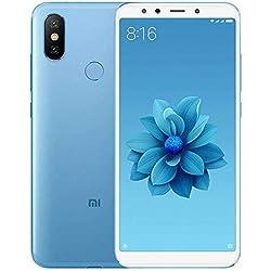 Xiaomi Smartphone Mi A2 Azul Blue 4+64GB Version Global con Garantia Oficial Xiaomi En España …