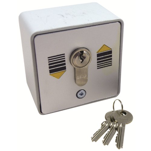 Geba 2 Way Key Switch Amazoncouk DIY Tools