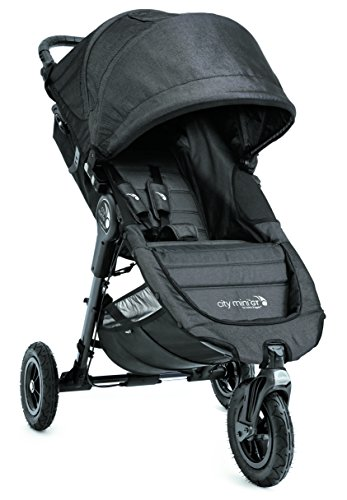 Baby Jogger City Mini GT Stroller – Single, Charcoal Denim 411XdZ5jBcL