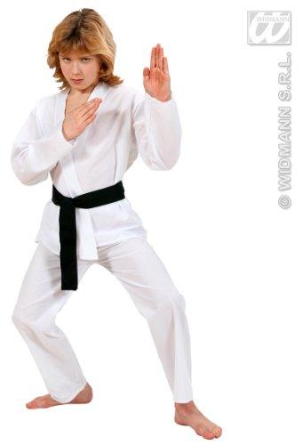Karate - Kinder-Kostüm - Small - 128cm (Karate Kid Kostüm Party)