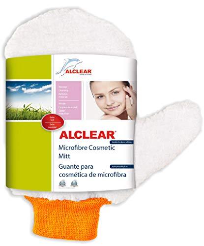 ALCLEAR 200805 Kosmetikhandschuh aus Ultra-Microfaser: Abschminken