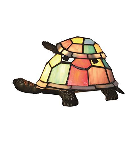 Stil Europäische Kreative Bunte Mutter & Kind Schildkröte Schildkröte Hahnrei Tischlampe Kinderlampe Nachtlicht -