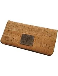 GERMANUS Cork - Made in EU - Kork Tabaktasche Tabakbeutel Drehertasche Drehtasche Tabaketui