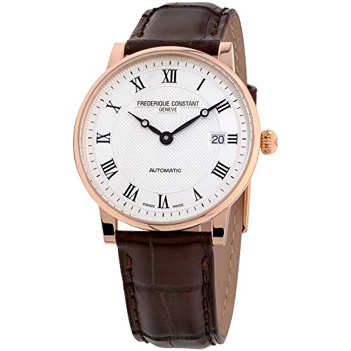 Frederique Constant Men's Classics 37.5mm Brown Automatic Watch FC-316MC5B9