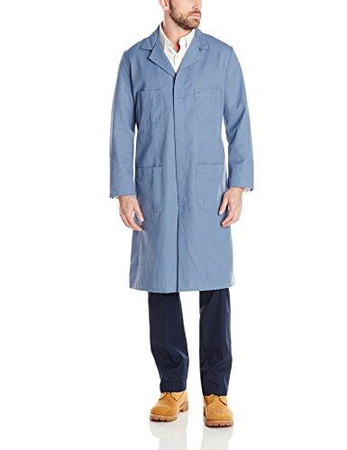 Red Kap Shop Mantel Herren - Blau - 54 (Cherokee Weiß Uniformen)