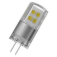 OSRAM Capsula Lampadina LED, 2 W Equivalenti 20 W, Attacco G4, Luce Calda 2700K, Confezione da 1 Pezzo