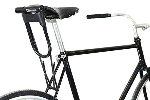 Oopsmark Funda U-Lock candados Bicicleta Kryptonite