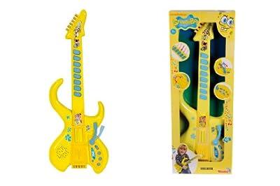 Bob Esponja - Guitarra Rock (Simba) 9498548 por Simba Toys