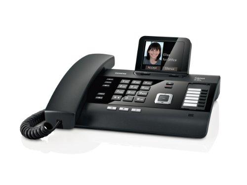 Gigaset DL 500A Telefono Fisso, Bluetooth [Versione Italiana]