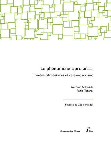 Le phnomne  pro-ana : Troubles alimentaires et rseaux sociaux