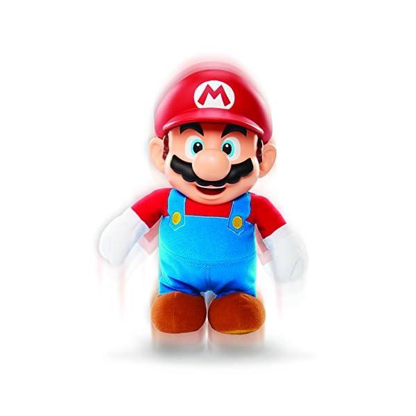 Jakks Pacific Super Mario Figura, Multicolor, Talla única (02492-EU) 4