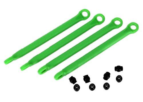 Traxxas Grün Teile (Traxxas 7118G Schubstange geformt Composite grün 4/Hohl Bälle 8)