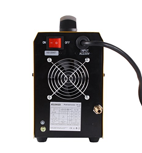 WELDINGER Plasmaschneider PS 51 Plasmaschneidgerät - 4