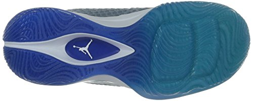 Nike - Jordan Super.Fly 3 Po, Scarpe Baseball da uomo Bianco