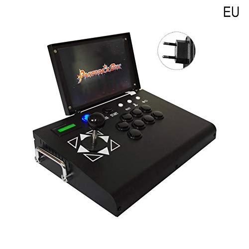 BEENZY 3D Moonlight Box 7 Pandora Double Arcade Spiel Fighting Machine Street Fighter Spielkonsole TV Spielkonsole mit 10 Zoll LCD-Display von Pandora's Box Game