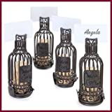 Place Card Holders Wine Bottle Cork Cage...