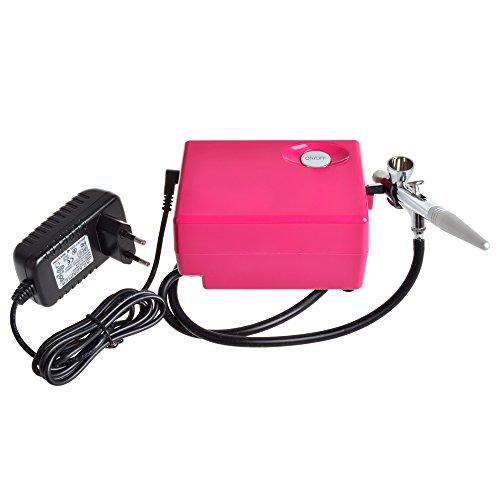 starhealth-multiuso-airbrush-set-con-kit-compressore-trucco-system-rosa
