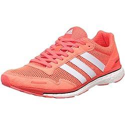 adidas AQ2433, Zapatillas de Running para Mujer, Rojo (Rojsol/Ftwbla / Negbas), 36 2/3 EU