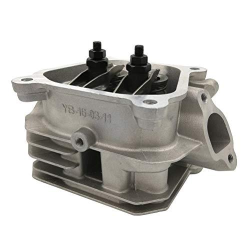 Shioshen Zylinderkopf-Montage für HONDA GX200 GX160 168F 2KW EC2500 TG2500 5,5-6.5HP Benzin-Motor-Generator-Grubber