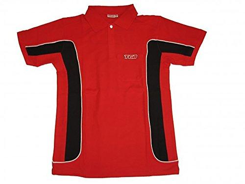 Preisvergleich Produktbild TGB Poloshirt rot,  Größen:XXL,  Farben:rot