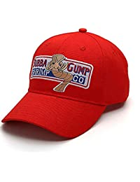 Culer Gorra de béisbol ajustable 1pc Bubba Gump Shrimp gorra de béisbol  bordadas Snapback Ejecución del 4376e501dc3