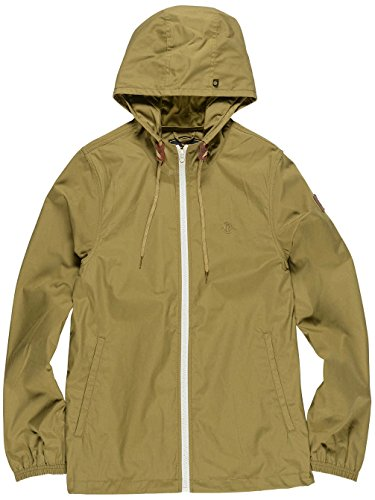 Element Alder Jacke canyon khaki