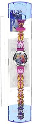 Reloj pulsera Frozen Disney por KIDS EUROSWAN