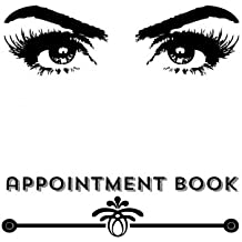 """Appointment Book: Pretty Eyes Design 