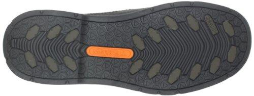 Merrell Realm Moc scarpa Slip-on Chocolate