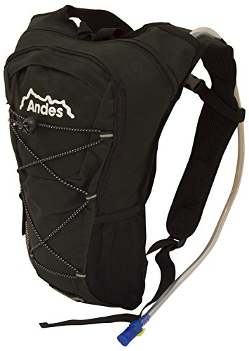 andes-2-litre-black-hydration-pack-backpack-running-cycling-with-water-bladder-pockets
