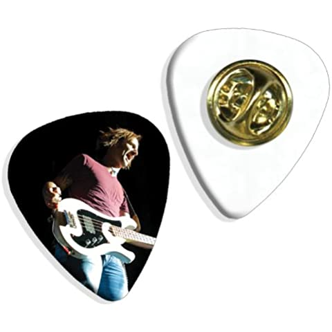 Black Stone Cherry (DW) Live Performance Chitarra Plettro Badge (Black Cherry Chitarra)