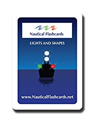 Nautical Flashcards Lights and Shapes