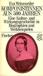 Komponistinnen aus 500 Jahren: Eine Kultur- und Wirkungsgeschichte mit Biographien und Werkbeispielen