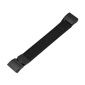 ASHATA Ersatz-Uhrenarmband, Milanaise-Armband, magnetisch, Schnalle, verstellbar, Armband aus Edelstahl, Ersatz…