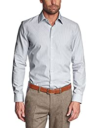 Strellson Premium Herren Regular Fit Businesshemd L-Elliott