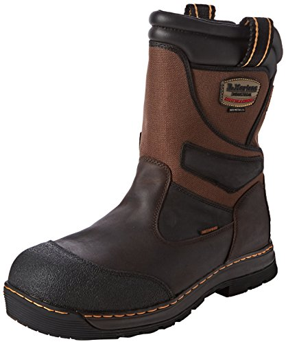 Dr. Martens Turbine St Waterproof Rigger, Chaussures de Sécurité Homme